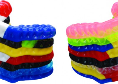 sport mouth guard stacks